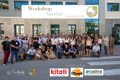 Workshop Navidad 2019 (NURIA AGUILAR)