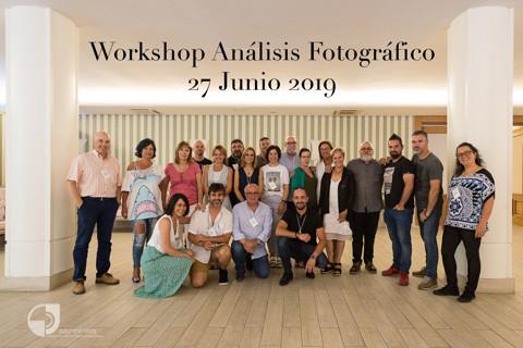 Workshop Análisis Fotográfico 27-junio-2019